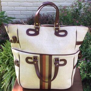 Vintage Travel Bag Converts🌹